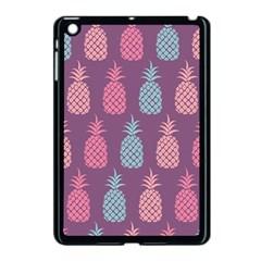 Pineapple Pattern Apple iPad Mini Case (Black)