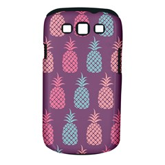 Pineapple Pattern Samsung Galaxy S III Classic Hardshell Case (PC+Silicone)