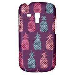 Pineapple Pattern Galaxy S3 Mini