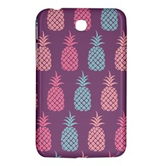 Pineapple Pattern Samsung Galaxy Tab 3 (7 ) P3200 Hardshell Case