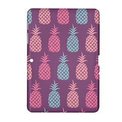 Pineapple Pattern Samsung Galaxy Tab 2 (10.1 ) P5100 Hardshell Case
