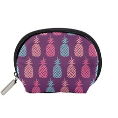 Pineapple Pattern Accessory Pouches (Small)