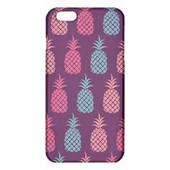 Pineapple Pattern iPhone 6 Plus/6S Plus TPU Case