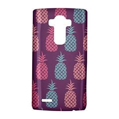 Pineapple Pattern LG G4 Hardshell Case