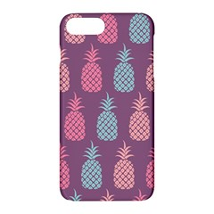 Pineapple Pattern Apple iPhone 7 Plus Hardshell Case