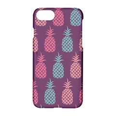 Pineapple Pattern Apple iPhone 7 Hardshell Case