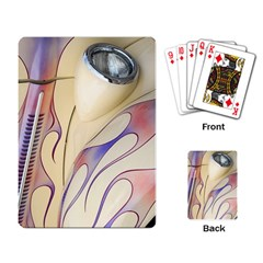 Pin Stripe Car Automobile Vehicle Playing Card