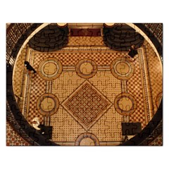 Mosaic The Elaborate Floor Pattern Of The Sydney Queen Victoria Building Rectangular Jigsaw Puzzl