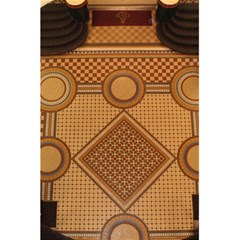 Mosaic The Elaborate Floor Pattern Of The Sydney Queen Victoria Building 5.5  x 8.5  Notebooks