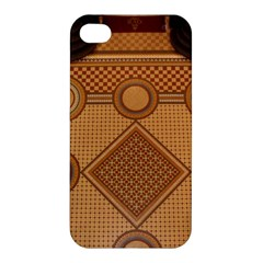 Mosaic The Elaborate Floor Pattern Of The Sydney Queen Victoria Building Apple iPhone 4/4S Hardshell Case
