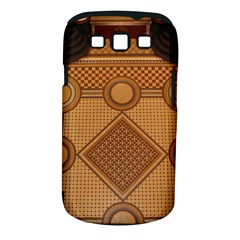 Mosaic The Elaborate Floor Pattern Of The Sydney Queen Victoria Building Samsung Galaxy S III Classic Hardshell Case (PC+Silicone)