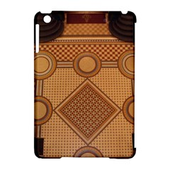 Mosaic The Elaborate Floor Pattern Of The Sydney Queen Victoria Building Apple iPad Mini Hardshell Case (Compatible with Smart Cover)