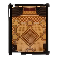 Mosaic The Elaborate Floor Pattern Of The Sydney Queen Victoria Building Apple iPad 3/4 Case (Black)