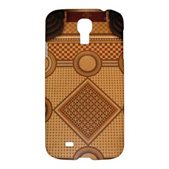 Mosaic The Elaborate Floor Pattern Of The Sydney Queen Victoria Building Samsung Galaxy S4 I9500/I9505 Hardshell Case