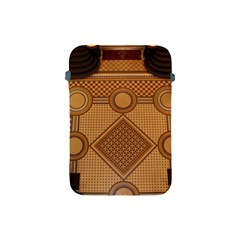 Mosaic The Elaborate Floor Pattern Of The Sydney Queen Victoria Building Apple iPad Mini Protective Soft Cases