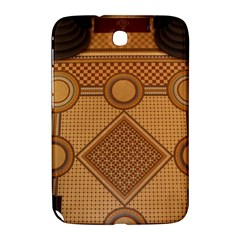 Mosaic The Elaborate Floor Pattern Of The Sydney Queen Victoria Building Samsung Galaxy Note 8.0 N5100 Hardshell Case