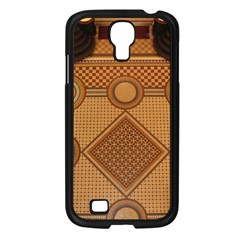 Mosaic The Elaborate Floor Pattern Of The Sydney Queen Victoria Building Samsung Galaxy S4 I9500/ I9505 Case (Black)