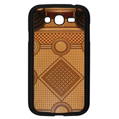 Mosaic The Elaborate Floor Pattern Of The Sydney Queen Victoria Building Samsung Galaxy Grand DUOS I9082 Case (Black)