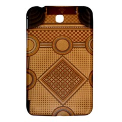 Mosaic The Elaborate Floor Pattern Of The Sydney Queen Victoria Building Samsung Galaxy Tab 3 (7 ) P3200 Hardshell Case