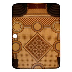 Mosaic The Elaborate Floor Pattern Of The Sydney Queen Victoria Building Samsung Galaxy Tab 3 (10.1 ) P5200 Hardshell Case