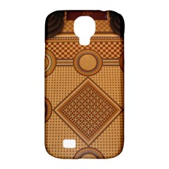 Mosaic The Elaborate Floor Pattern Of The Sydney Queen Victoria Building Samsung Galaxy S4 Classic Hardshell Case (PC+Silicone)