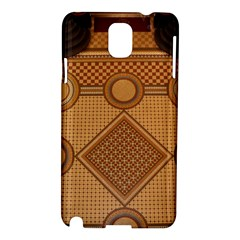 Mosaic The Elaborate Floor Pattern Of The Sydney Queen Victoria Building Samsung Galaxy Note 3 N9005 Hardshell Case