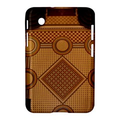 Mosaic The Elaborate Floor Pattern Of The Sydney Queen Victoria Building Samsung Galaxy Tab 2 (7 ) P3100 Hardshell Case