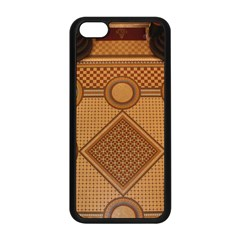 Mosaic The Elaborate Floor Pattern Of The Sydney Queen Victoria Building Apple iPhone 5C Seamless Case (Black)