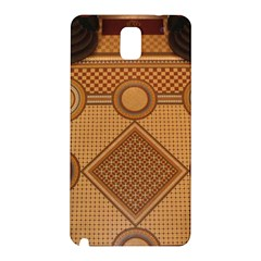 Mosaic The Elaborate Floor Pattern Of The Sydney Queen Victoria Building Samsung Galaxy Note 3 N9005 Hardshell Back Case