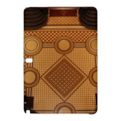 Mosaic The Elaborate Floor Pattern Of The Sydney Queen Victoria Building Samsung Galaxy Tab Pro 10.1 Hardshell Case
