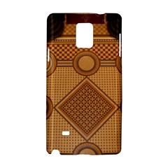 Mosaic The Elaborate Floor Pattern Of The Sydney Queen Victoria Building Samsung Galaxy Note 4 Hardshell Case