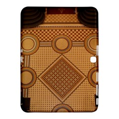 Mosaic The Elaborate Floor Pattern Of The Sydney Queen Victoria Building Samsung Galaxy Tab 4 (10.1 ) Hardshell Case