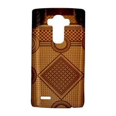 Mosaic The Elaborate Floor Pattern Of The Sydney Queen Victoria Building LG G4 Hardshell Case