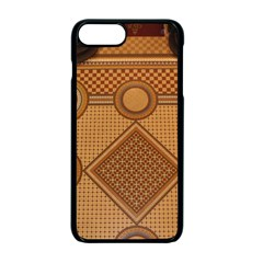 Mosaic The Elaborate Floor Pattern Of The Sydney Queen Victoria Building Apple iPhone 7 Plus Seamless Case (Black)