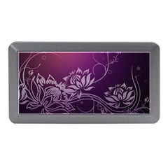 Purple Lotus Memory Card Reader (Mini)