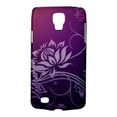 Purple Lotus Galaxy S4 Active