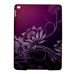 Purple Lotus iPad Air 2 Hardshell Cases