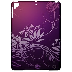 Purple Lotus Apple iPad Pro 9.7   Hardshell Case