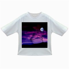 Purple Sky Infant/Toddler T-Shirts