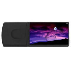 Purple Sky USB Flash Drive Rectangular (4 GB)