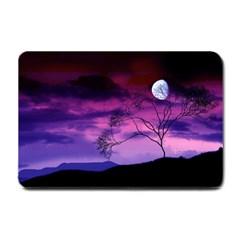 Purple Sky Small Doormat