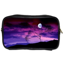 Purple Sky Toiletries Bags