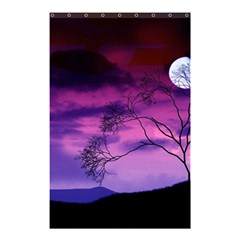 Purple Sky Shower Curtain 48  x 72  (Small)