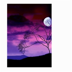 Purple Sky Large Garden Flag (Two Sides)