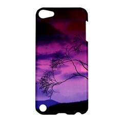 Purple Sky Apple iPod Touch 5 Hardshell Case