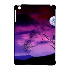 Purple Sky Apple iPad Mini Hardshell Case (Compatible with Smart Cover)
