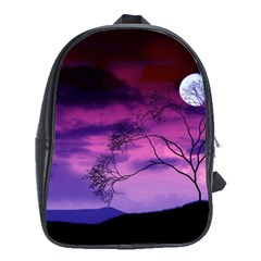 Purple Sky School Bags (XL)