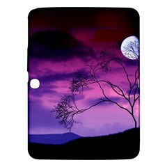 Purple Sky Samsung Galaxy Tab 3 (10.1 ) P5200 Hardshell Case