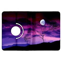 Purple Sky Kindle Fire HDX Flip 360 Case