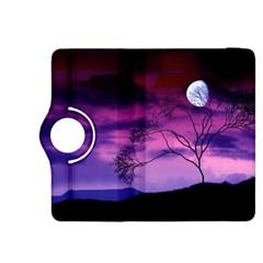 Purple Sky Kindle Fire HDX 8.9  Flip 360 Case